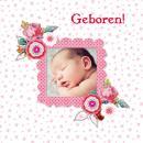 geboortekaartje van Zelfkaartjes.nl