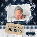 geboortekaartje van Kaartje2go