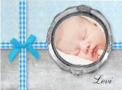 geboortekaartje van Greetz - Beste Baby Webshop 2012