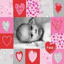 geboortekaartje van JilleJille